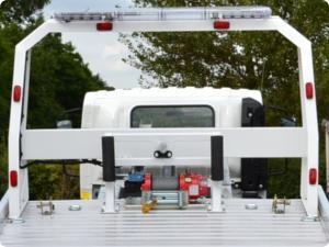Aluminium Slide Bed Recovery Vehicle Tilt And Slide